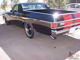 Chevy El Camino SS 454 Complete frame off 575 HP Street Fighter 700R4
