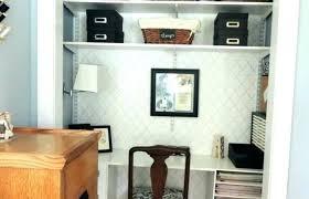 diy closet office. Diy Closet Desk Office Home Decoration Medium Size  Reading Nook Makeover Craft Walk Doors Ideas Diy Closet Office