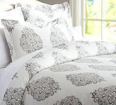 california king bed duvet covers organic duvet cover sham gray pottery barn within duvet covers king