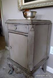 gray distressed furniture. Black And Grey Distressed Furniture Painted Gray With Pinterest