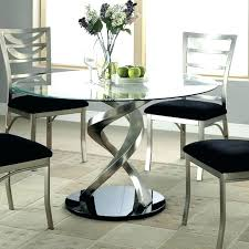 glass tables dining modern glass dining room sets the most modern glass dining table throughout amazing
