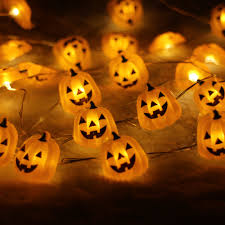 Indoor Halloween Lights Us 12 72 33 Off 40led10ft 3m Led String Lights Decoration Halloween Indoor Outdoor Battery Operated Silver Wire String Lights With Remote Timer In