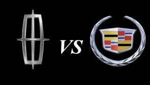 cadillac logo 2015. 2015 lincoln navigator vs cadillac escalade logo