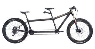 calfee tetra 29er tandem with calfee di2 internal battery and