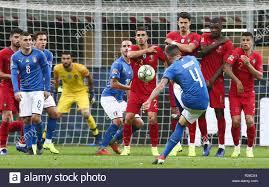 Foto Spada/LaPresse 17 novembre 2018 Milano ( Italia ) sport calcio Italia  vs Portogallo - Uefa Nations League 2018/2019 - Stadio San Siro Nella foto:  Biraghi Photo Spada/LaPresse November 17 , 2018