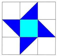 Friendship Star Quilt Block Quilt Block, find out how with my ... & Friendship Star Quilt Adamdwight.com