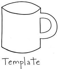 hot chocolate mug writing template. Delighful Mug Hot Chocolate Opinion Writings Use This Template For Construction Paper On Mug Writing Template H