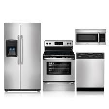 apartment trendy stainless steel kitchen