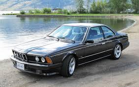 BMW M 635 CSi technical details, history, photos on Better Parts LTD