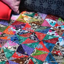 Patchwork Blanket Double Sided Bali Batik from Siamese Dream & Patchwork Blanket Double Sided Bali Batik Patchwork Reversible Quilt Cotton  Boho Blank Adamdwight.com