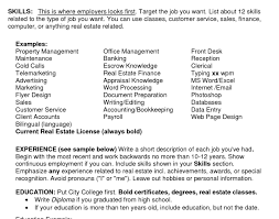 Best Ideas Of Thrilling Resumes Skills Section Awesome Resume