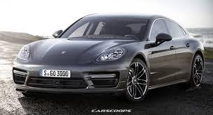 porsche new car releaseFuture Cars Porsche Reboots 2017 Panamera In Pursuit Of Beauty