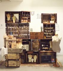 Craft Show Display Stands Craft Show Display Ideas Cool Examples And Tips Craft Maker 7