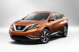 new car model release dates 2015Official Nissan reveals an allnew 2015 Murano crossover for New