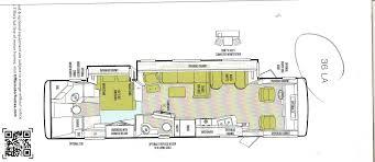 prowler trailers floor plans supple fleetwood bounder rv floor plans