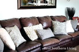Couch pillow ideas Brown Couch Couch Pillow Ideas Leather Couch Pillows Modern Sofa Throws Best Decorating Ideas On Throw Intended For Couch Pillow Ideas Helloblondieco Couch Pillow Ideas Living Room Pillows White Living Room Furniture
