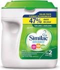 Similac Advance Step 2 Non-gmo Baby Formula Powder, 6-24 Months, Green, 964g