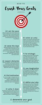 best ideas about professional goals career goals become a better goal setter infographic