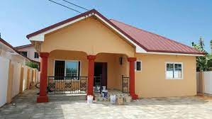 3bedroom house is for at accra