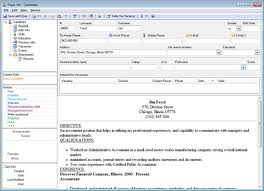 E Staff Recruitment Software Applicant Tracking System Automatic