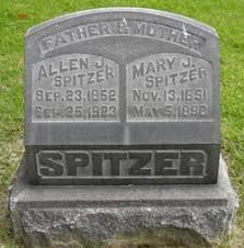 Allen J Spitzer (1852-1923) - Find A Grave Memorial