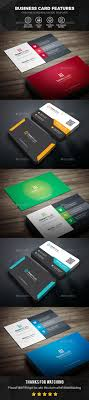 Card Design Template Business Card Templates Designs From Graphicriver