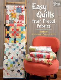 Fresh vintage style, precut ease: 10 beautiful quilts for your ... & Fresh vintage style, precut ease: 10 beautiful quilts for your bundles (+  giveaway!) Adamdwight.com