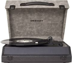 <b>Проигрыватель Crosley Momento Midnight</b> CR8018A-MN - купить ...