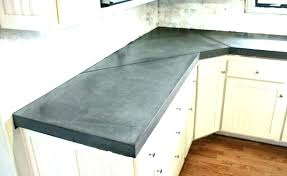 diy concrete countertops cost per square foot awesome forms