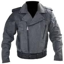hein gericke highway 101 textile leather motorcycle jacket men s size medium for