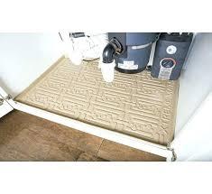 tray for under washing machine small size of washing machine drain pan mats under sink kitchen