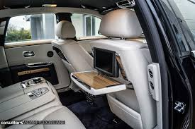 rolls royce phantom 2015 interior. 2016 rolls royce ghost series 2 review rear seat tables carwitter phantom 2015 interior