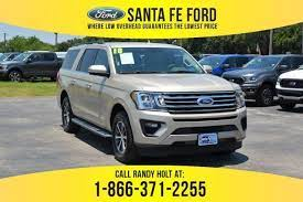 Used 2018 Ford Expedition Max Xlt 4x4 Suv For Sale Gainesville Fl 39490p Ford Expedition Suv For Sale Expedition