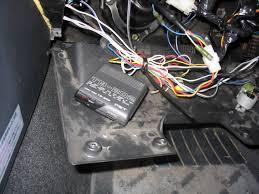 turbo timer installation