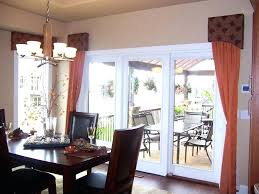 full size of sliding glass door curtain ideas patio window treatment for garden room decorating