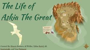 Askai The Great by Shania B
