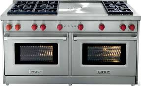 wolf double oven. Wolf Double Oven