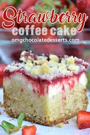 Topped with delicious streusel, our butter streusel coffee cake is a great way to make your weekend or weekday breakfast extra special. 18 Strawberry Shortcake Recipes Ideas Strawberry Shortcake Strawberry Shortcake Recipes Shortcake Recipe