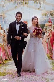vanu bose wedding. actors naga chaitanya, samantha tie the knot | south indian indiawest.com vanu bose wedding r