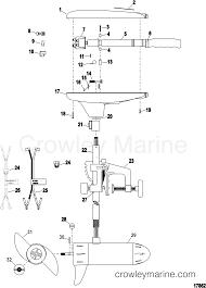 complete trolling motor(model t30) (12 volt) 2004 motorguide 12v 12/24 volt trolling motor wiring diagram at 27 Volt Trolling Motor Diagram