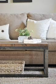 industrial coffee table diy home design