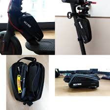 <b>WILD MAN</b> bag for <b>Electric Scooters</b> and Bicycle | Shopee Philippines