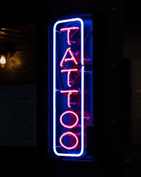 пин от пользователя Best Tattoos на доске Neon Tattoos неон тату