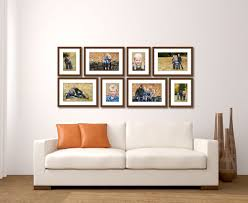 Nice Paintings For Living Room Nice Living Room Decorated With Canvas Painting Arts In The Grey
