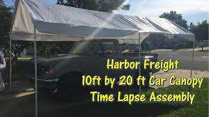 Carport Canopy Harbor Freight