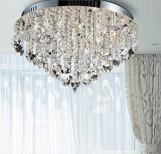 enchanting flush mount crystal chandelier and flush mount chandelier with compare s on surface mount
