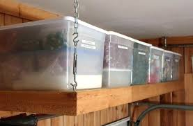garage roof storage attic storage ideas garage ceiling storage diy plans
