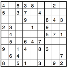 Sudoku Puzzel Solver Mathematics And Sudokus