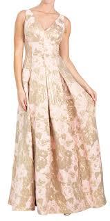 Aidan Mattox Sleeveless Printed Dress Evening Dress Rental
