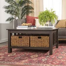 woven paths traditional storage coffee